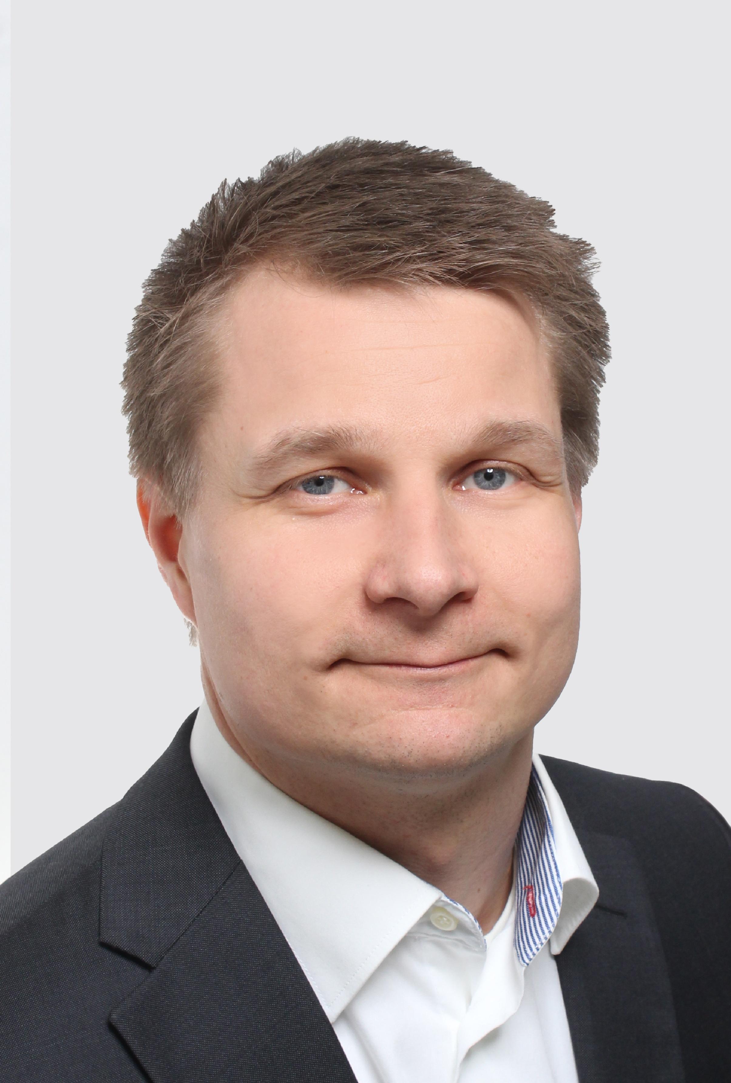 Kalle Roselli - Manager, Sales & Product Management, EFLA Oy