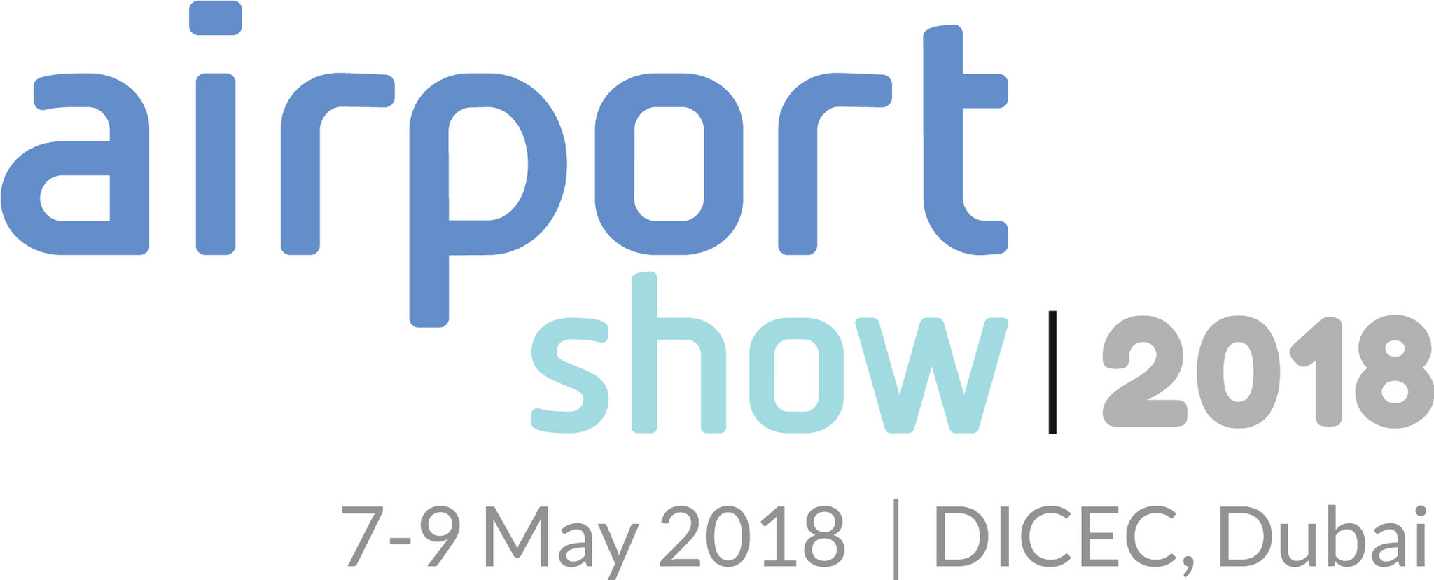 Airport Show 2018, DICEC Dubai UAE, 7-9 May 2018