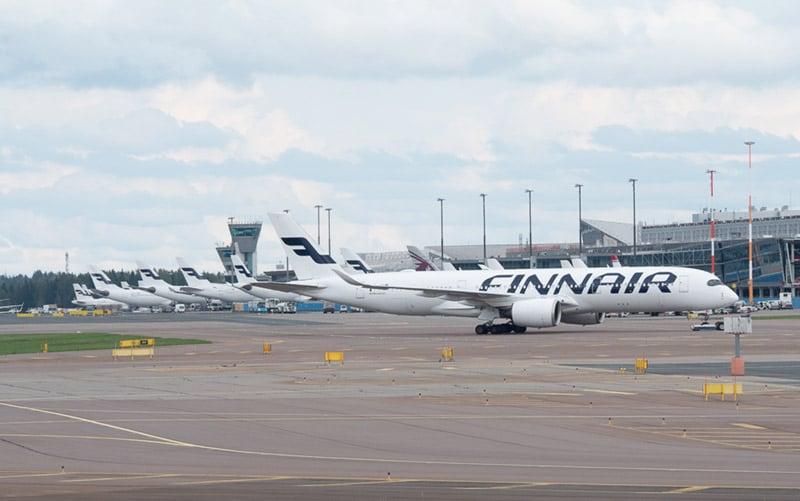 Efla Customer stories - Helsinki airport Finavia