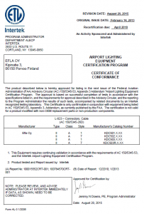 FAA L-823 KDC-501-502-503 1-2013