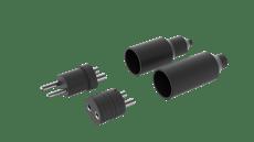 Frangible, Break-away connector kit (png)