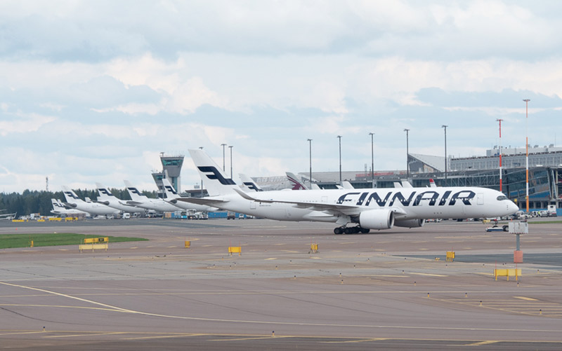 Efla Customer stories - Helsinki airport Finavia