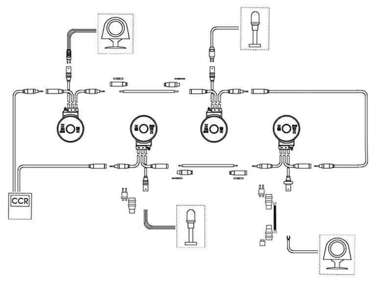 Constant Current Series Circuit Diagram | Efla